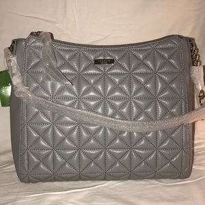 Kate Spade Whitaker Place Aurelia Quilted Leather